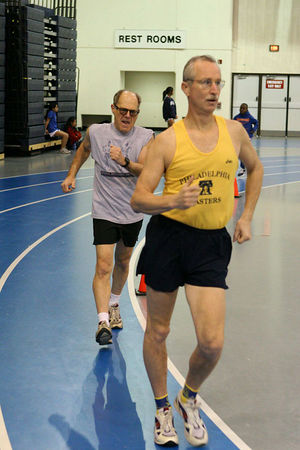 Indoor Track Meet Jan 8  2006