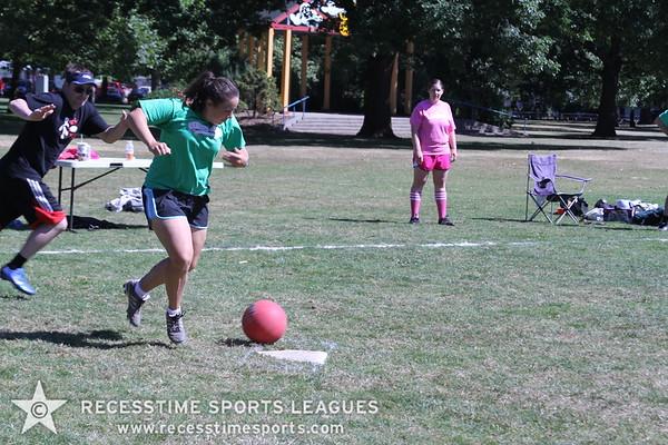 Kickball Fall 2010