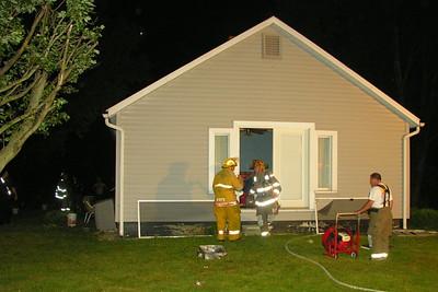 05-29-12 Walhonding Valley FD Kitchen Fire