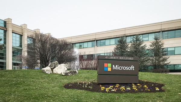 20190405 Microsoft DigiGirlz Event