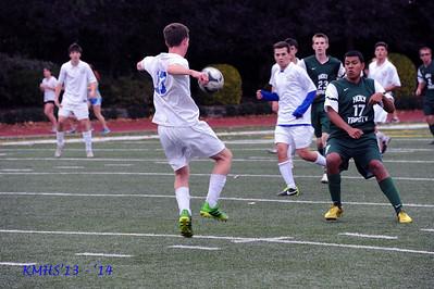 Boys Var Soccer 10-22-13MrPlevritis &J Fasano8B