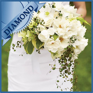 92106 Bridesbouquet Diamond