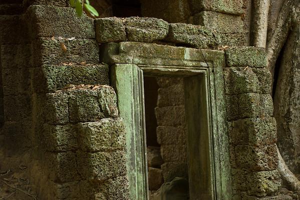 Ancient Khmer city Angkor, Cambodia.
