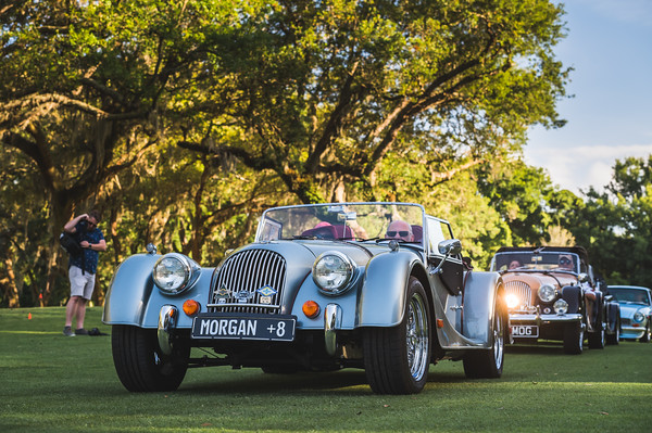 2021 05 - Cars and Coffee at the Concours