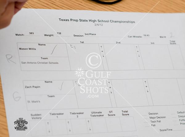 2012 Tx Prep 132 bouts