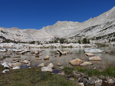 Granite Park BP Day 3 [Mt. Julius Caesar (13,220) (x2)] - Jul 29, 2020