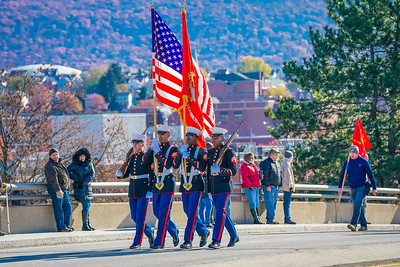 Altoona Veterans Day Parade 11-11-17