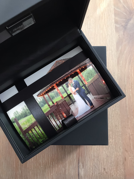 Keepsake Box with USB Key