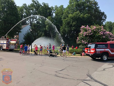 2018 - Rivercrest Community July 4th Parade-Hosedown 2018