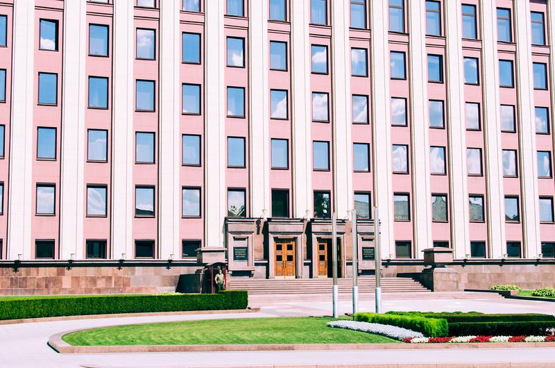 President's Palace in Minsk, Belarus