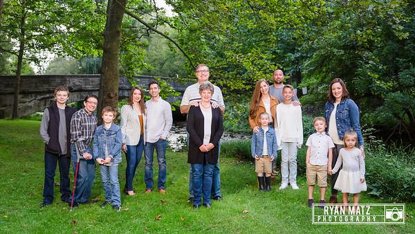 Kline Family 2020