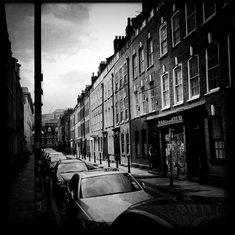 . A general view of Penny Lane on May 1, 2012 in London, England.  (Photo by Vittorio Zunino Celotto/Getty Images)