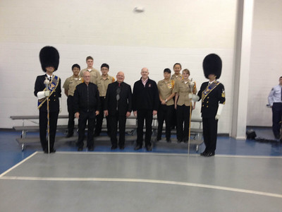 Students Attended the Military School Band Association Annual Band and Chorus Festival