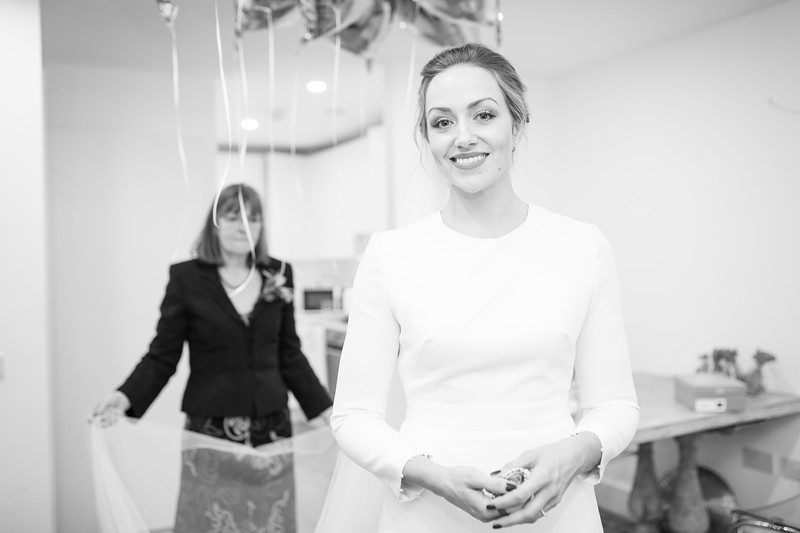 Sammi & Max | Bridal Preparation