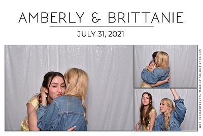 Amberly & Brittanie's Wedding