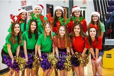 Basketball (8th Grade) vs Destiny, December 12