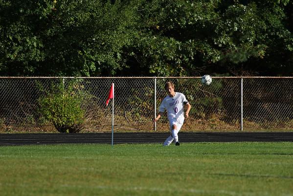 Soccer Boys vs. Pennfield - 9/25/14 - KCHS