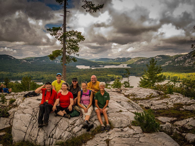 """the view from the """"Crack"""" , Killarney P.P."""