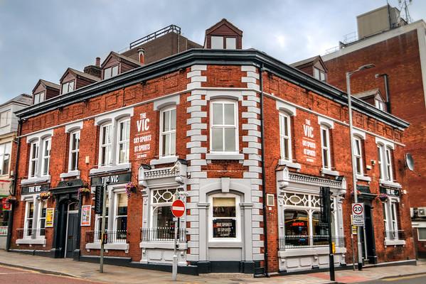 The Vic, Blackburn