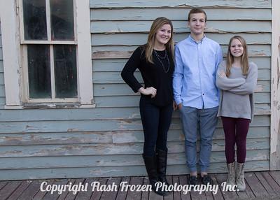 Saffell Family 2014