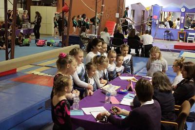 Competitive Edge Gymnastics : Session 2 : Level 4