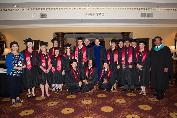 Public Administration Graduation - Spring 2017
