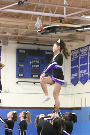 Eighth Annual Monticello Cheerleading Competition