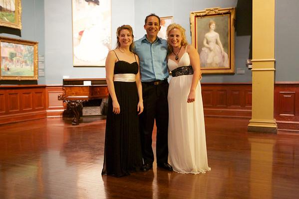 1-19-13 Chamber Music Concert No. 3 - Piano-Cello-Violin Trio