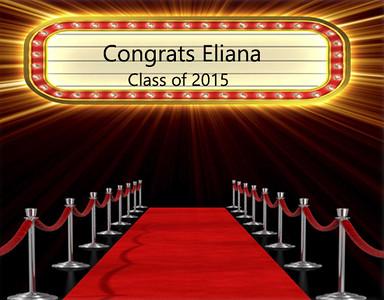 Eliana's Graduation Party
