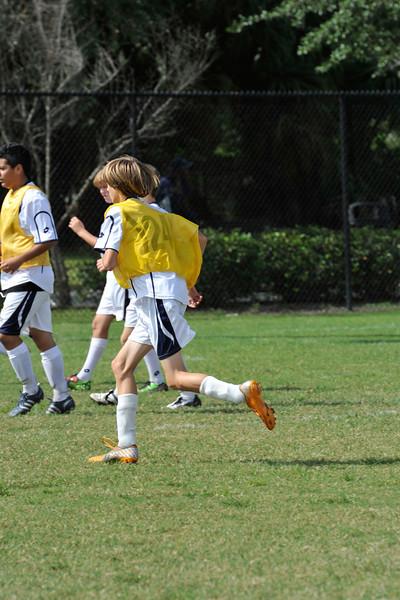 Soccer Game 10/16/11