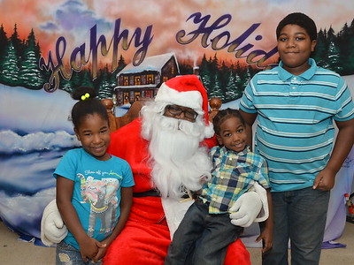 DRD - Breakfast With Santa 2017