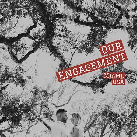 Engagement // Miami, USA
