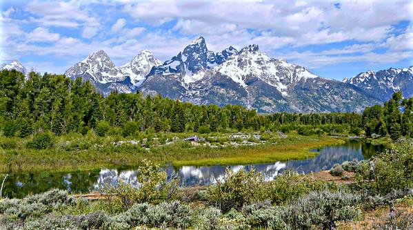 2014 Grand Teton National Park, WY
