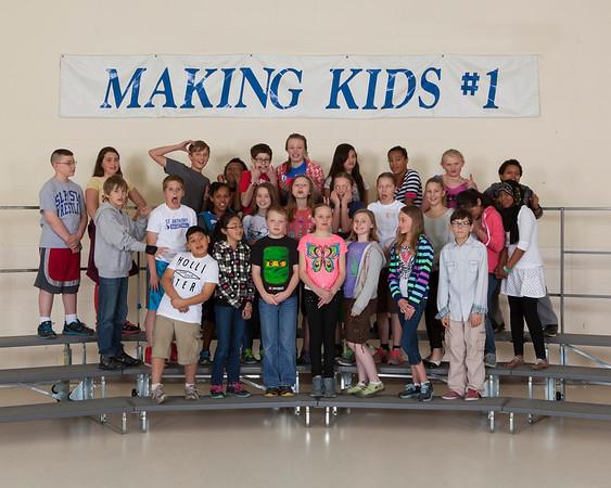 2014 Wilshire Park Elementary