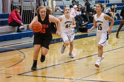 Girls Frosh Basketball v Washington Lee 11/19/18