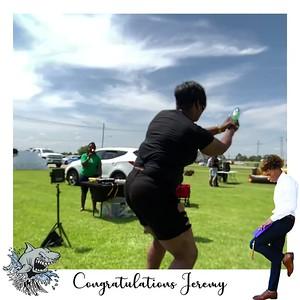 Congratulations Jeremy