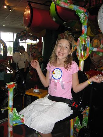 Zoe's 9th Birthday celebration!