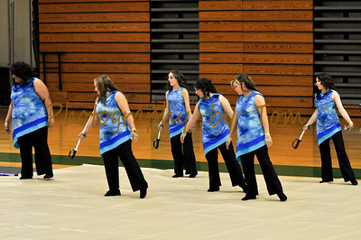 Reeds Spring HS Winter Guard