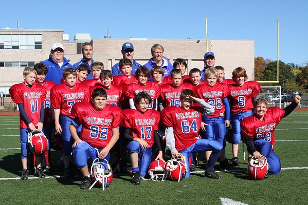Fairfield Junior 5 Blue -- team photo