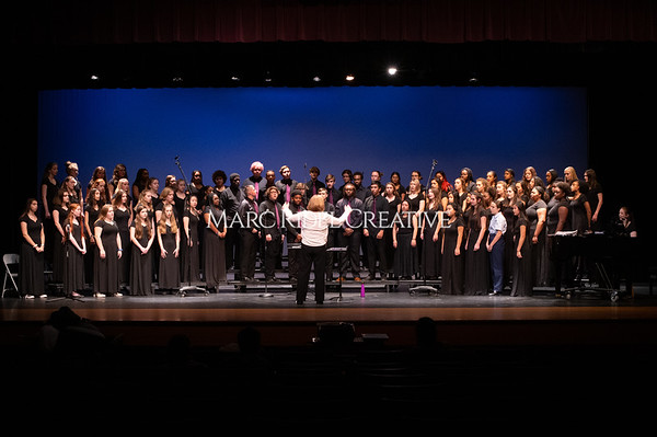 Broughton chorus dress rehearsal. November 20, 2019. D4S_6232