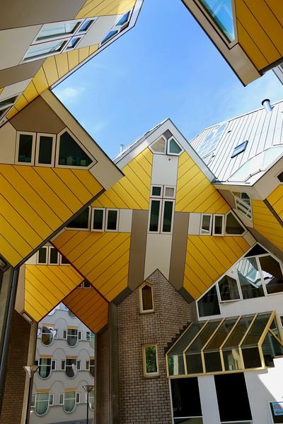 Cube Houses - Rotterdam