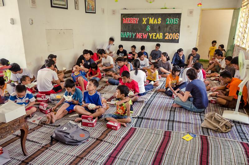 Christmas and New Year at Griya Asih