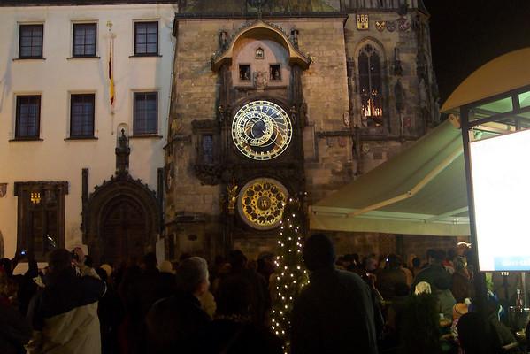 Prague, Czech - 12.25.2005