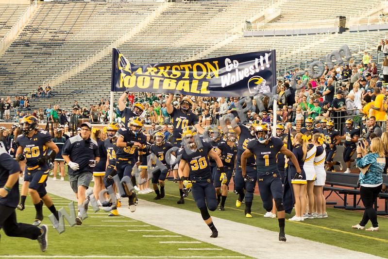 Clarkston Varsity Football