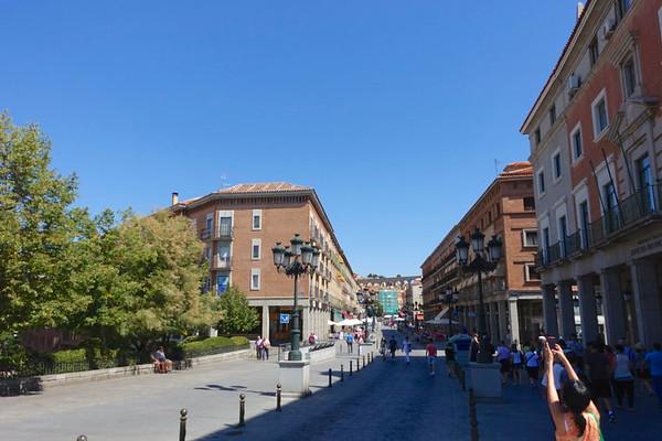 2014 Spain Segovia