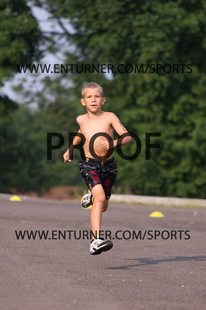 2009 Sharks and Seals Triathlon -- Younger Kids