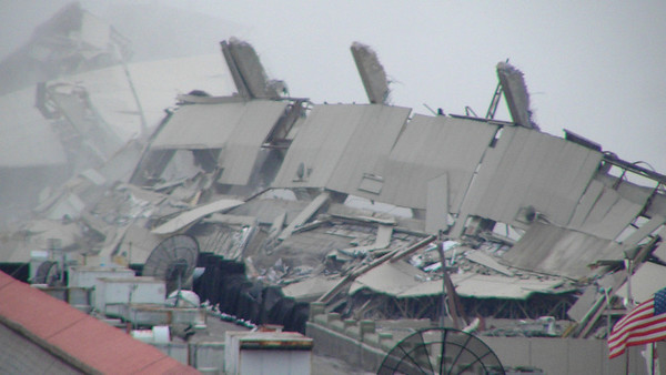 HOOSIER DOME Implosion