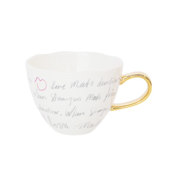 UNC Good Morning Cup - Where love meets