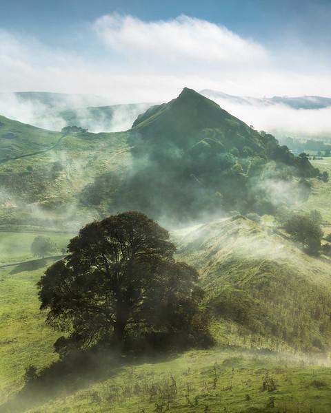 Chrome Hill Vertical Parkhouse Peak District morning fog mist 2.jpg