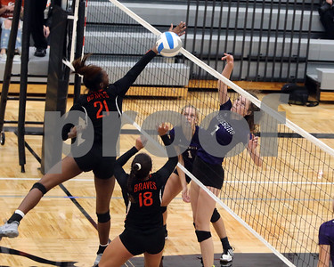 LHS Volleyball at Bonner Springs